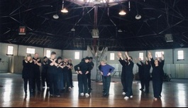 Movements Classes @ Great Barn at Claymont